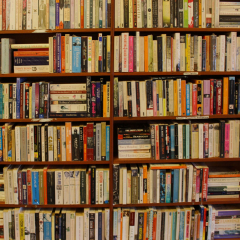Read (and listened) to great books